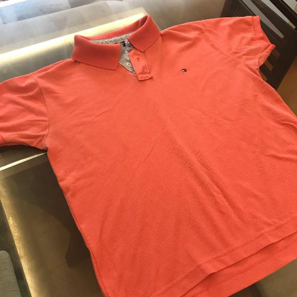 Polo tommy hilfiger ( salmon )