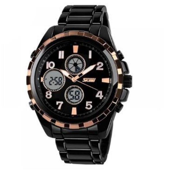 Relógio masculino skmei 1021