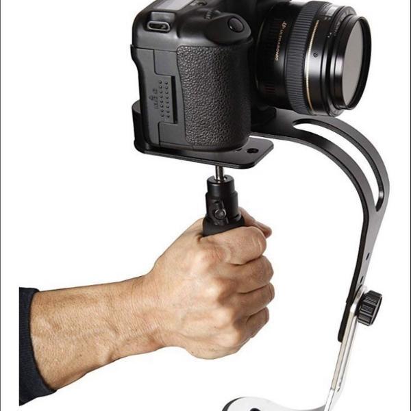 Roxant pro video camera estabilizador black