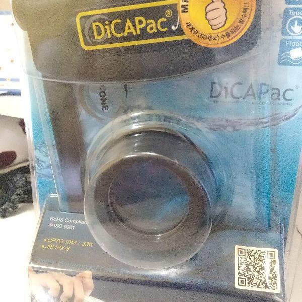 Waterproof case dicapac-n