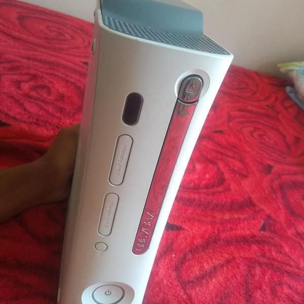 Xbox 360 fat arcade branco