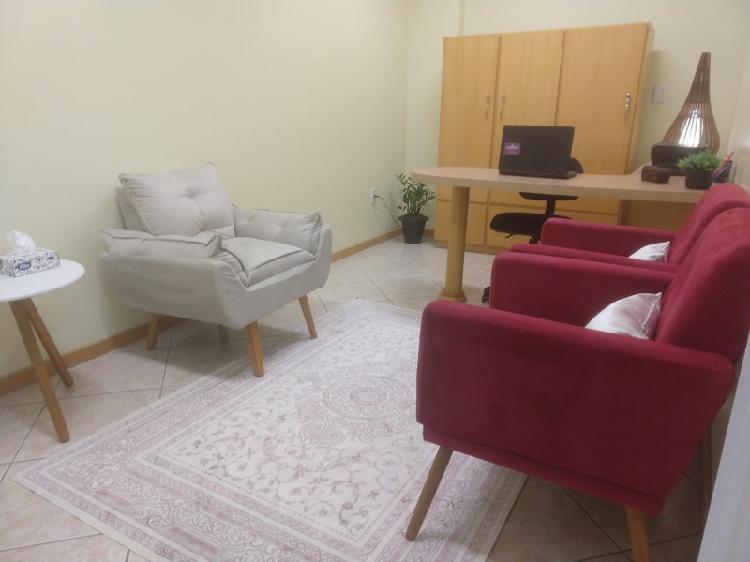 Alugo sala comercial - coworking (por hora)