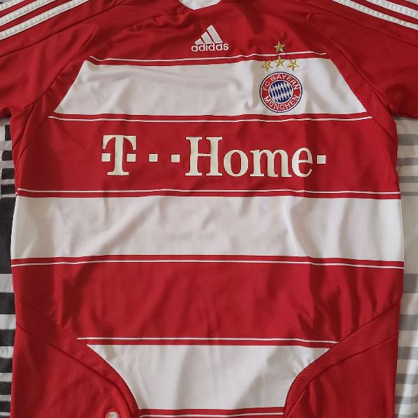 Camisa do bayern de munique 2007