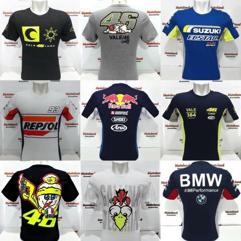 Camisas Moto vários modelos e cores Loja Curitiba Motoland