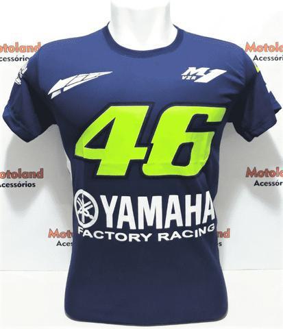 Camisetas moto 46 yamaha valentino rossi br gp honda marquez