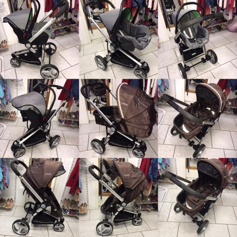Carrinho moisés bebê conforto $600