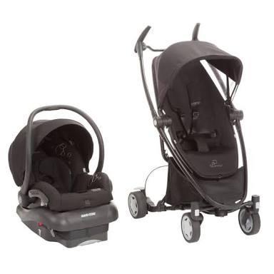 Carrinho e bebê conforto quinny xtra zapp
