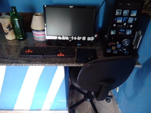 Computador windows 7 profissional usado (completo)
