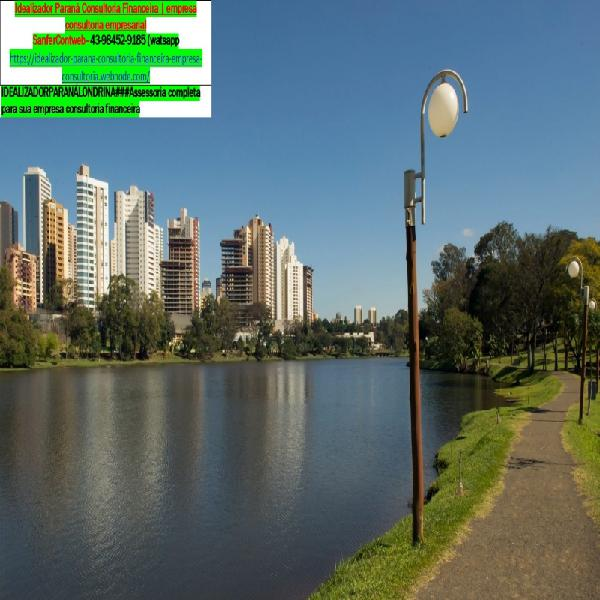 Idealizador Paraná Consultoria Financeira | empresa