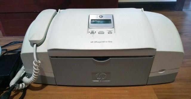 Impressora multifuncional hp officejet 4355 all-in-one -
