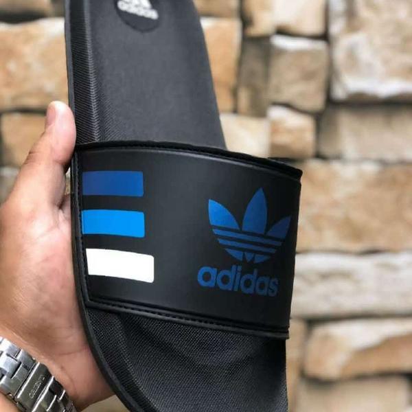 Kit 6 pares chinelo adidas
