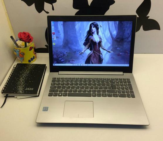 Notebook lenovo novíssimo core i7 7 geração