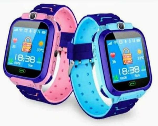 Relógio smart infantil