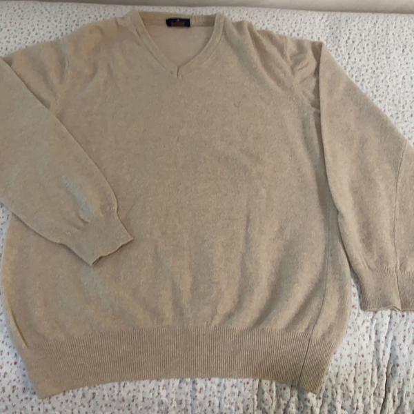 Blusa lã brooksfield tamanho 40