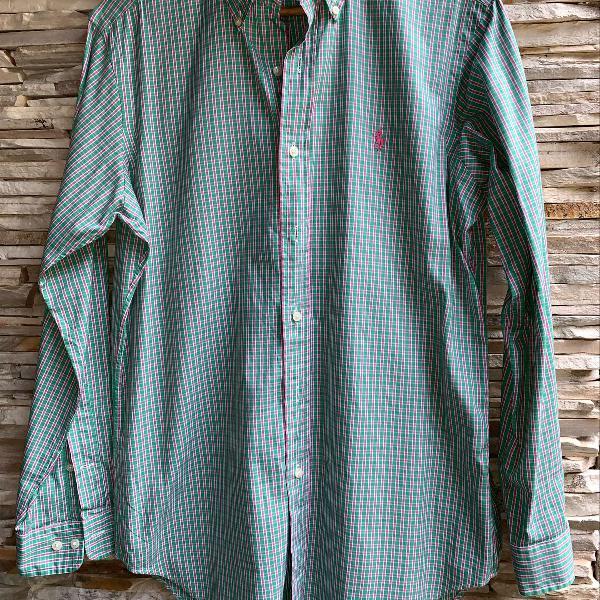 Camisa social importada original 32/33