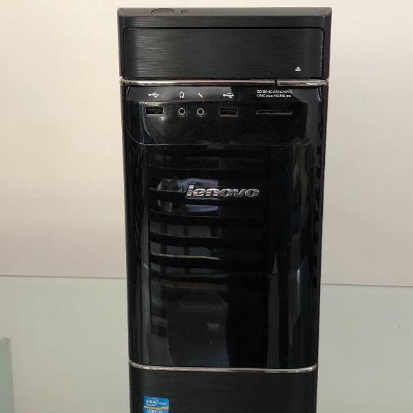 Computador lenovo com gtx 750 ti