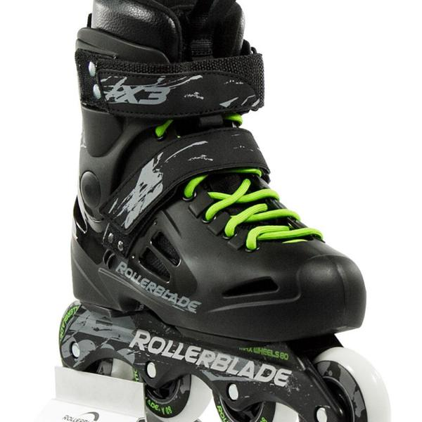 Patins rollerblade fusion x3, n. 38