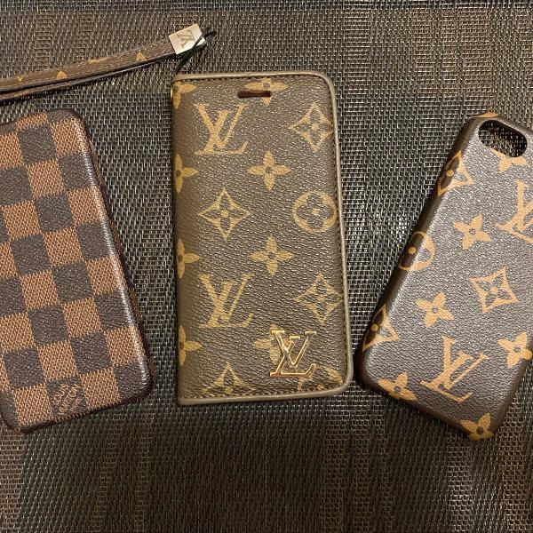 Três pelo preço de uma! capinhas novas iphone7 louis