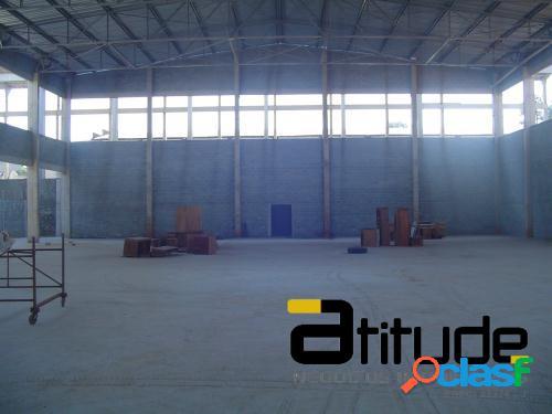 Galpão 3.600 m2 fazendinha, em santana de parnaíba