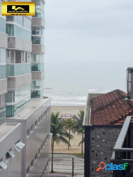 Apartamento a 70 metros da praia a venda
