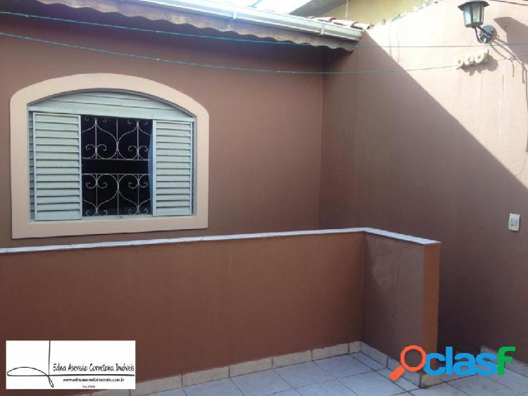 Sobrado 3 dorms.(1 suíte closet) - 2 vagas - 226m² - v.valparaiso - s.andré