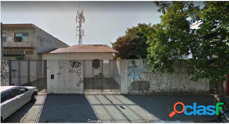 Terreno com 600 m2 em são paulo - vila mascote por 3 milhões à venda