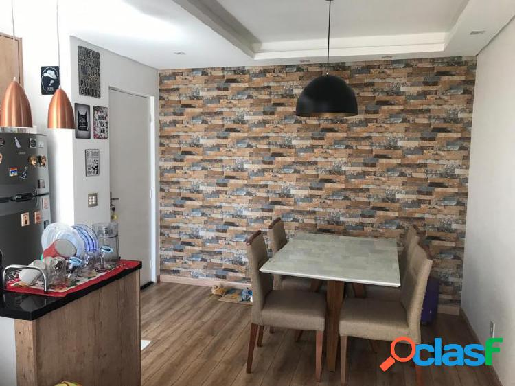 Apartamento com 2 dorms em jundiaí - vila nambi por 250 mil à venda