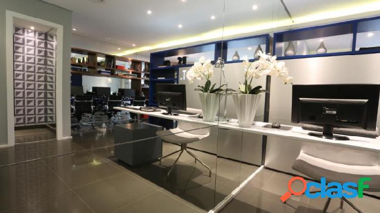 Sala comercial com 39 m2 em são paulo - cerqueira césar por 543.92 mil à venda