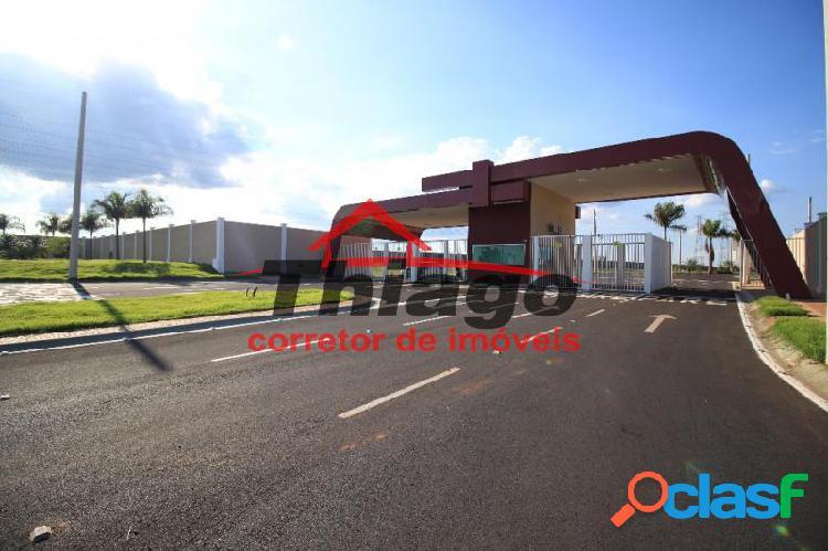 Terreno com 423 m2 em uberlândia - golden village por 224.5 mil à venda