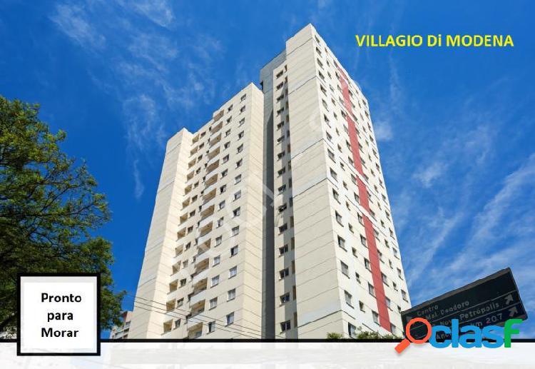 Apartamento com 2 dorms em são bernardo do campo - ferrazópolis por 270 mil à venda