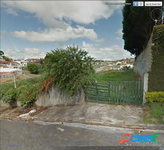 Terreno - venda - mogi das cruzes - sp - vila oliveira