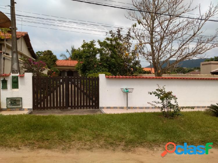 Casa alto padrão - venda - sã£o pedro da aldeia - rj - balneário das conchas