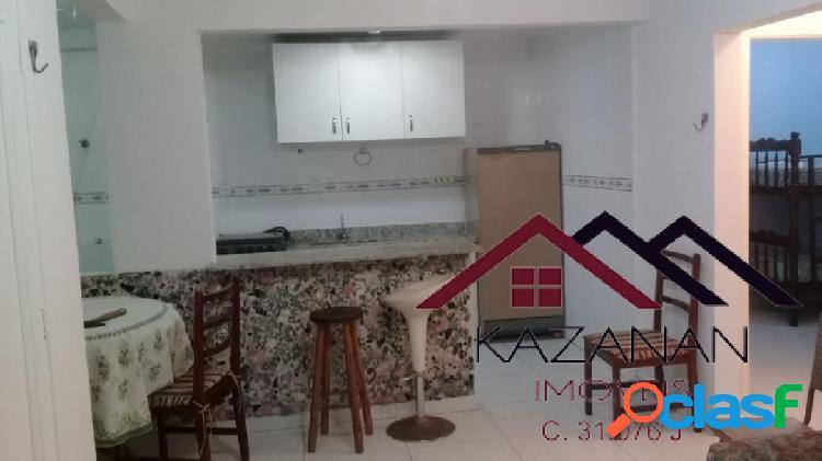 Apartamento - gonzaga/santos - 2 dorm - 01 quarda da praia - temporada