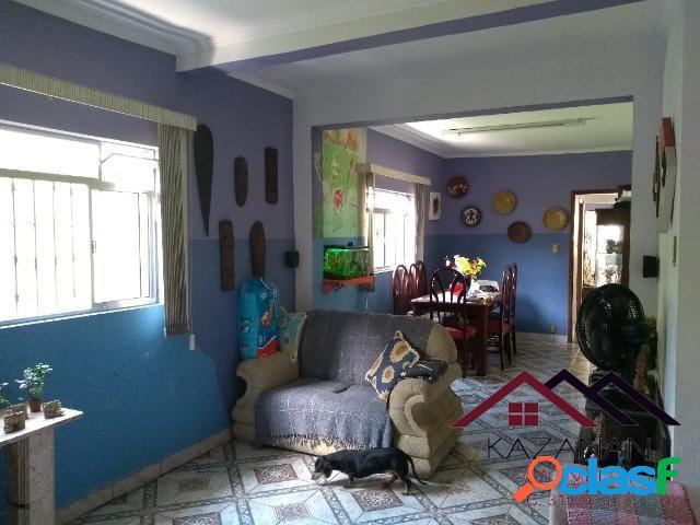 Casa com 4 quartos com suite na vila são jorge.