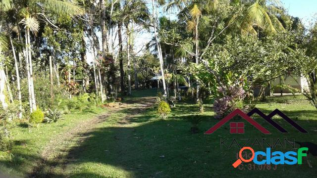 Sitio a venda em iguape