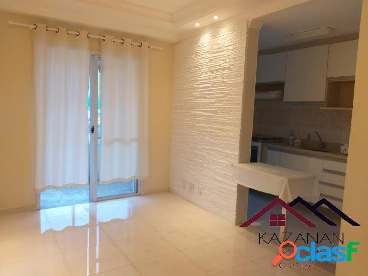 2 dormitórios semi mobiliado lazer praia do gonzaguinha são vicente sp