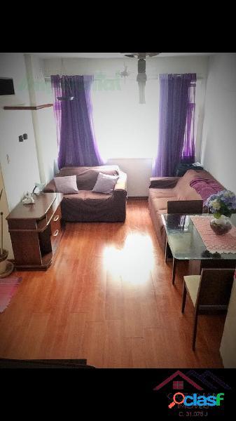 1 dormitório 64m² garagem praia do josé menino santos sp