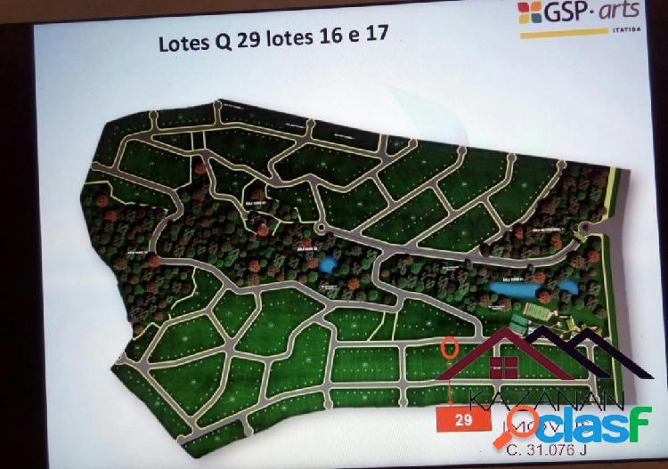Terreno pronto para construir em Itatiba-SP 2