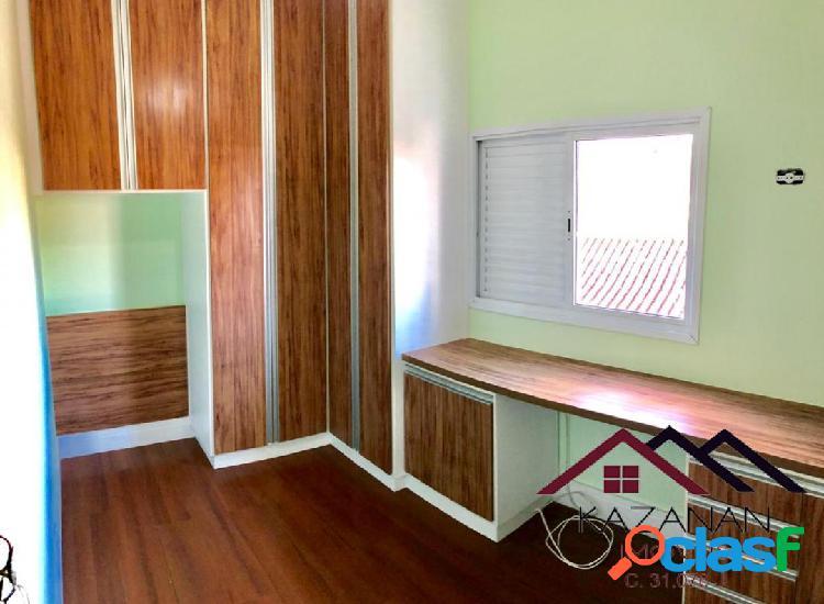 Casa 4 dorm(2 suites) - garagem 3 carros - reformada -vila valença - sv