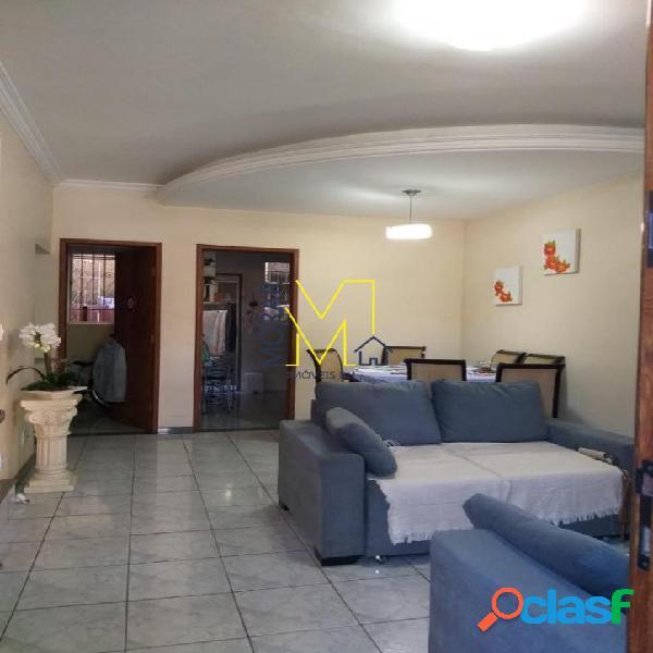 Casa com 3 dormitórios à venda - ouro preto - belo horizonte/mg