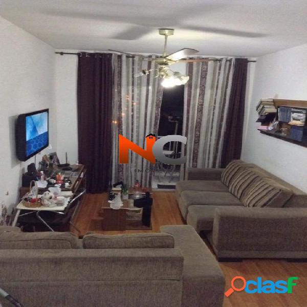 Apartamento com 2 dorms, praça seca, rio de janeiro - r$ 250 mil - 64m².