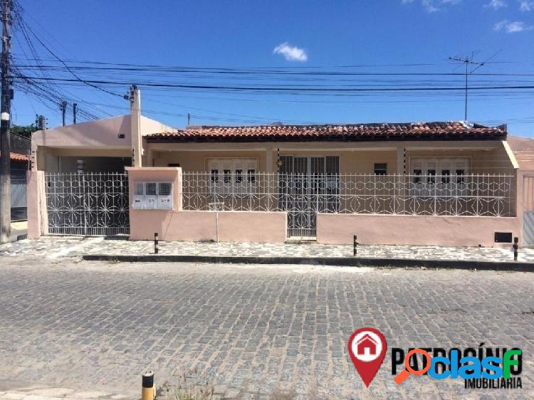 Casa residencial para locação, cidade nova, feira de santana-ba.