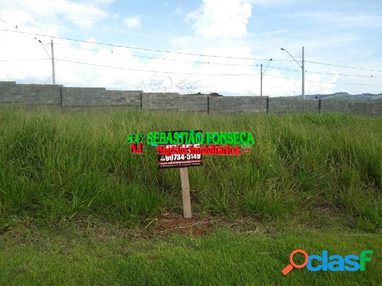 Terreno no condomínio reserva rudá, bairro floresta em são josé dos campos