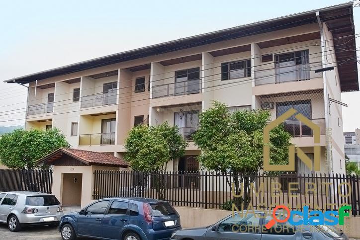 Apartamento 3 quartos à venda no bairro garcia em blumenau, santa catarina.