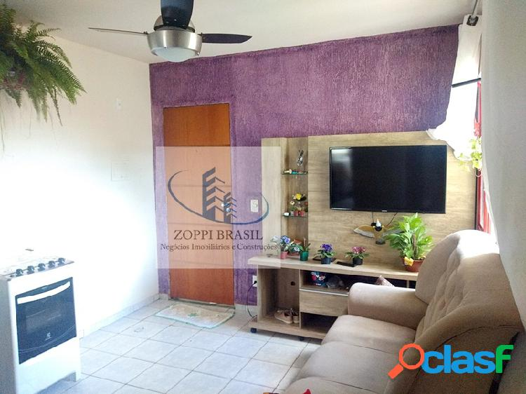 AP550 - Apartamento à venda em Americana, Vila Dainese com 50m², 2 dormitór
