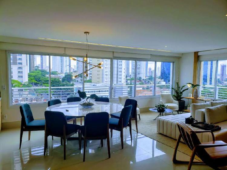 Apartamento 148m² 3 quartos 3 suítes plenas 3 vagas