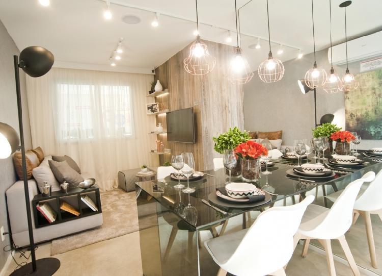 Apartamento para venda com 41 metros quadrados e 2 quartos