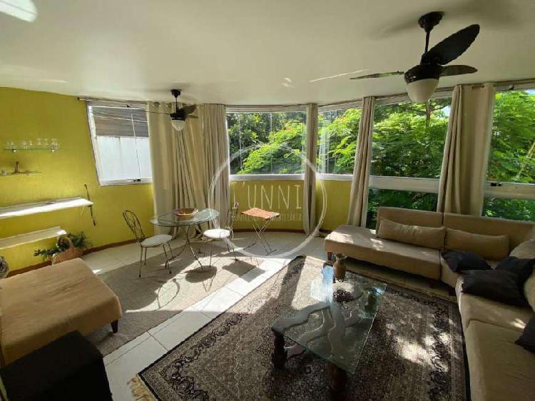 Barra da tijuca   apartamento 2 quartos, sendo 1 suite