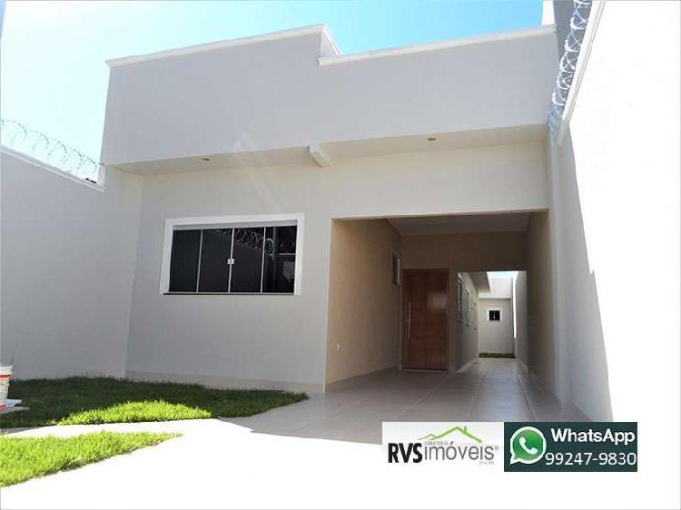 Casa na vila brasília com 3 quartos 1 suíte, varanda com