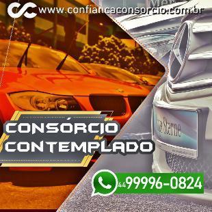 Consórcio já contemplado veículo - moto ou carro